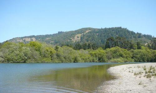 Zdjęcie USA / Kalifornia / nad rzeką / Ruska Rzeka