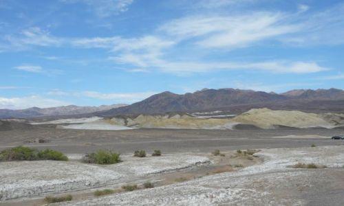 Zdjecie USA / Kalifornia / Dolina Śmierci / krajobraz Doliny Śmierci 1