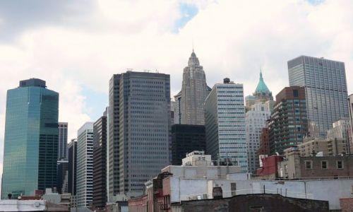 Zdjecie USA / Nowy Jork / City / Drapacze