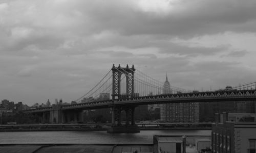 Zdjecie USA / new york / new york / manhattan bridge