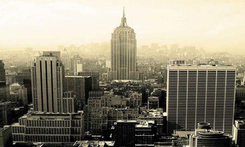 Zdjecie USA / NY / NYC / top of the rock