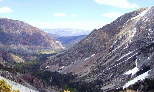 Zdjecie USA / Kalifornia / w pobliżu Yosemite / w drodze do Yosemite