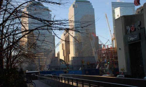 Zdjecie USA / brak / New York / Ground Zero