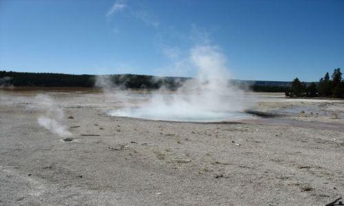 Zdjecie USA / Wyoming / Yellowstone National Park / Yellowstone