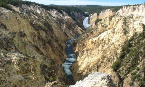 Zdjecie USA / Wyoming / Yellowstone National Park / Fall
