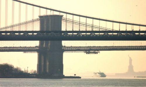 USA / NYC / NY / mosty ...