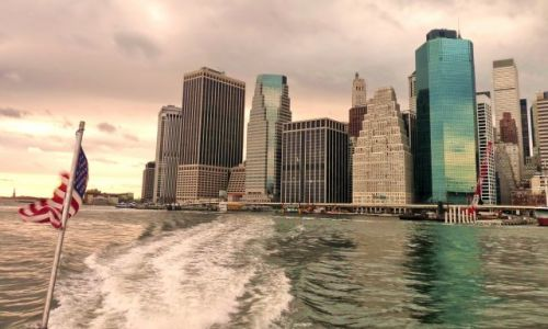 Zdjęcie USA / NY / NYC / Bye bye NY