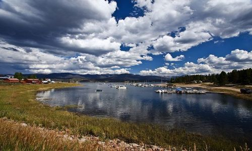 Zdjecie USA / stan Colorado / Rocky Mountain NP / Rocky Mountains NP