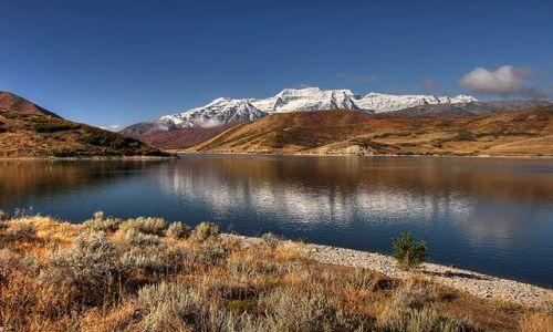 USA / stan Utah / okolice Salt Lake City / w Utah