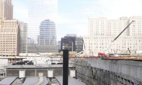 Zdjecie USA / New York / Manhattan / Dziura po WTC