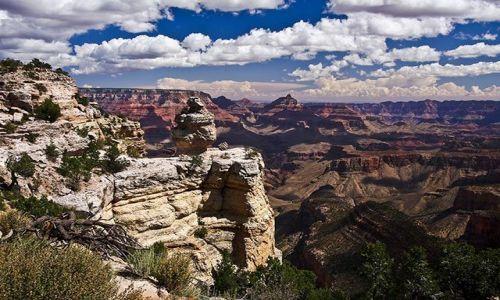 Zdjecie USA / stan Arizona / Grand Canyon / Wielki Kanion