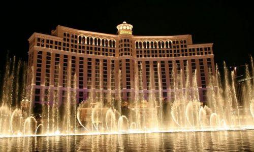 Zdjęcie USA / Nevada / Las Vegas / Bellagio Ocean's Elevrn