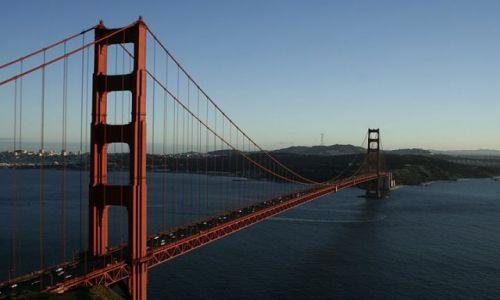 Zdjecie USA / California / San Francisco / Golden Bridge