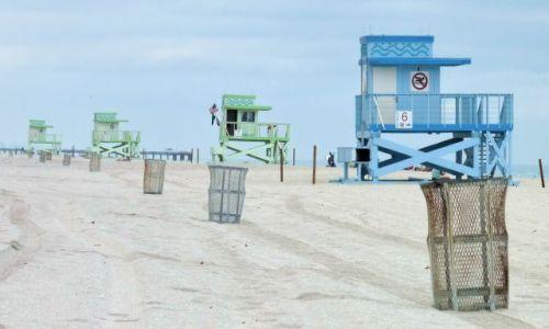 Zdjęcie USA / Floryda / Miami / Baywatch