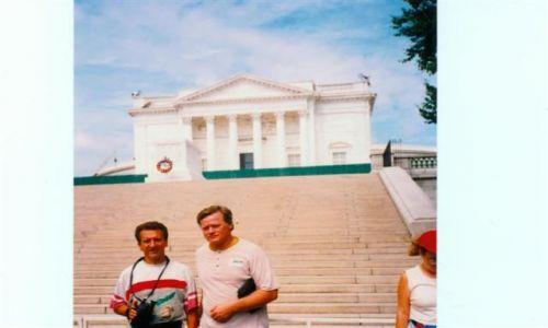 Zdjecie USA / Wirginia  / Arlington pod Waszyngtonem / najslynniejszy cmentarz na świecie