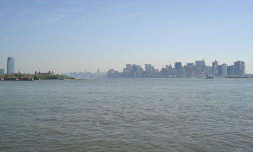 Zdjęcie USA / Nowy Jork / Manhattan / Panorama Manahatanu 2009