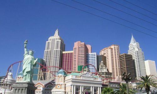 Zdjecie USA / Nevada / Las Vegas / Wiwat  Las Vegas   !