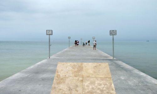 USA / Florida / Key West / Widok na po�udnie