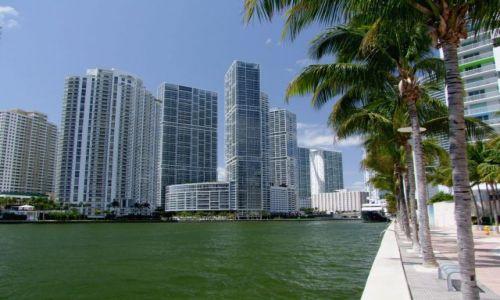 Zdjecie USA / brak / Floryda / Miami / downtown