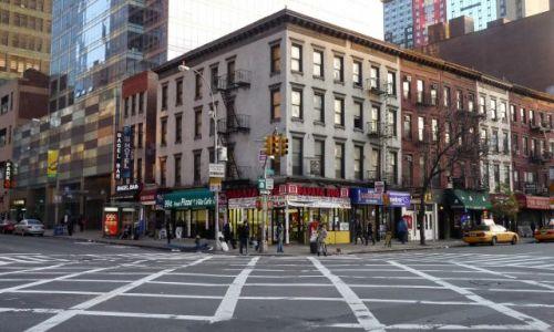 USA / NY / NYC / Midtown