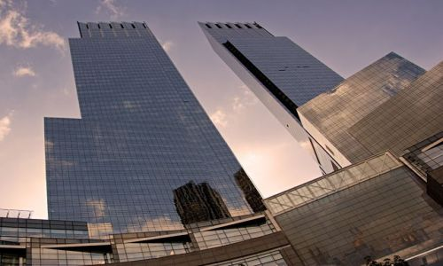 Zdjecie USA / NY / NYC / Time Warner Center