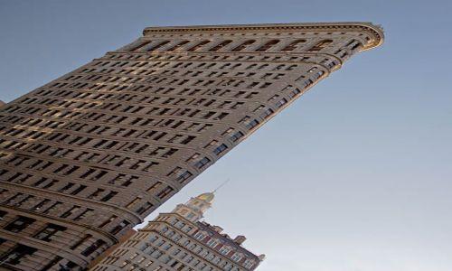 Zdjecie USA / NY / NYC / Żelazko