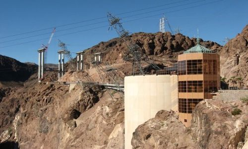 Zdjęcie USA / Arizona/Nevada / Zapora Hoovera / moje wędrówki po Kaliforni... czy jest tu grawitacja...