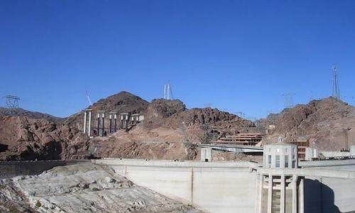 Zdjęcie USA / Arizona/Nevada / Zapora Hoovera / moje wędrówki po Kaliforni... budujemy mosty...