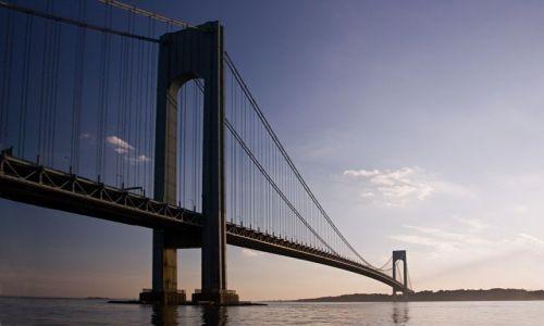 Zdjecie USA / NY / Brooklyn, Staten Island (w tle) / Verezano #1