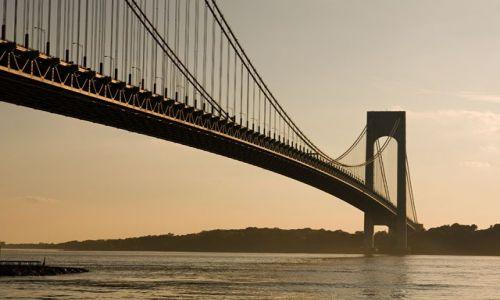 Zdjecie USA / NY / Brooklyn, Staten Island (w tle) / Verezano #2