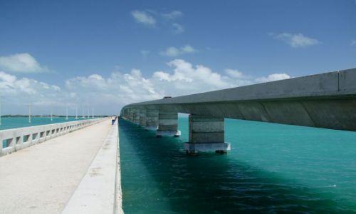 Zdjecie USA / - / Floryda / archipelag Florida Keys / mosty