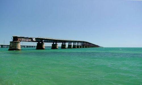 Zdjecie USA / - / Floryda / archipelag Florida Keys / mosty 2
