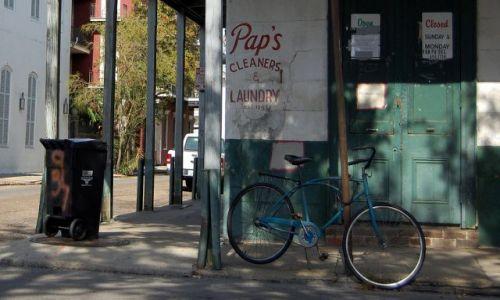 Zdjęcie USA / USA / Nowy Orlean / New Orlean bike