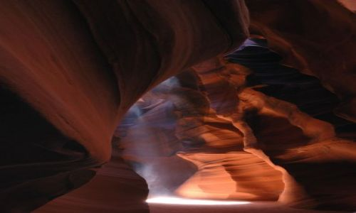 Zdjecie USA / Page / Arizona / Antelope Canyon