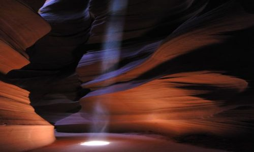Zdjecie USA / Page / Arizona / Antelope Canyon