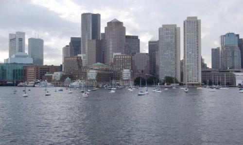Zdjęcie USA / Massachusetts / Boston, MA / Przystań w Bostonie