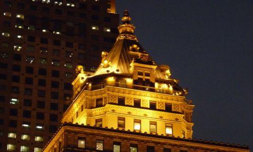 USA / NY / NYC / noc w midtown