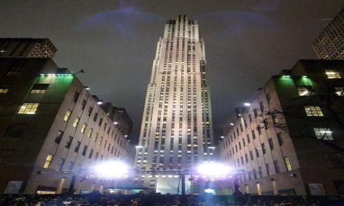 USA / NY / NYC / Rockefeller Center