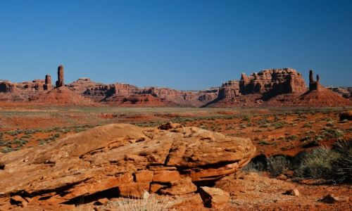 Zdjecie USA / Utah / Valley of the gods / VALLEY OF THE GODS