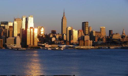 Zdjecie USA / NY City / New Yersy / mannhattan
