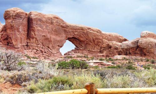 Zdjecie USA / Utah / Arches NP / Arches NP - Konkurs