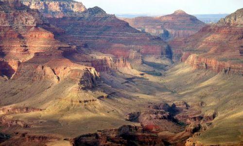 Zdjecie USA / Arizona / Grand Canyon / Grand z Desert