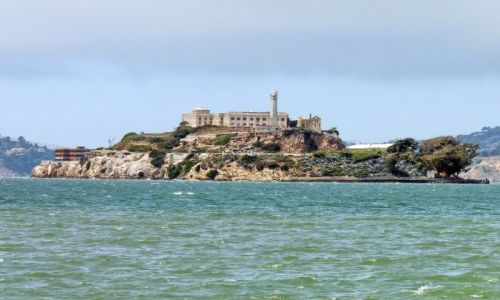 Zdjecie USA / California / San Francisco / Alcatraz