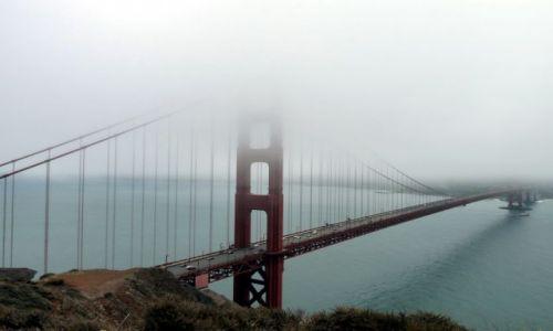 Zdjęcie USA / California / San Francisco / Typowy widok na Golden Gate