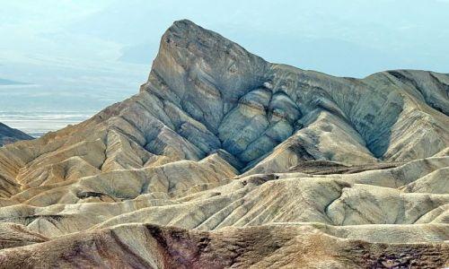 Zdjęcie USA / California / Death Valley NP / Dolina śmierci & Zabriskie Point