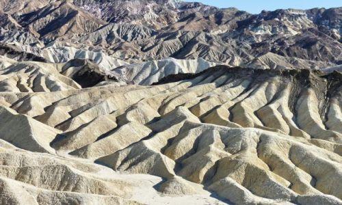Zdjęcie USA / California / Death Valley NP / Zabriskie point !!