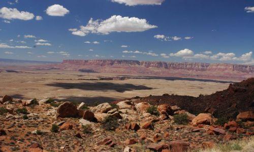 Zdjecie USA / Arizona / Arizona / W drodze na Lake Powell