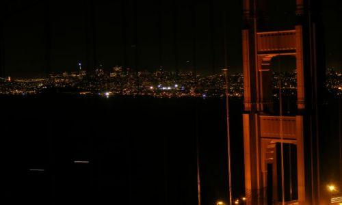 Zdjecie USA / Kalifornia / San Francisco / Golden Gate Bridge 3 noca