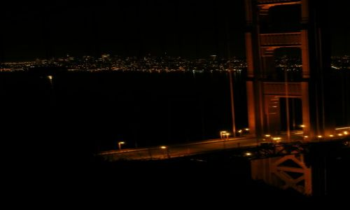Zdjecie USA / Kalifornia / San Francisco / Golden Gate Bridge 4 noca