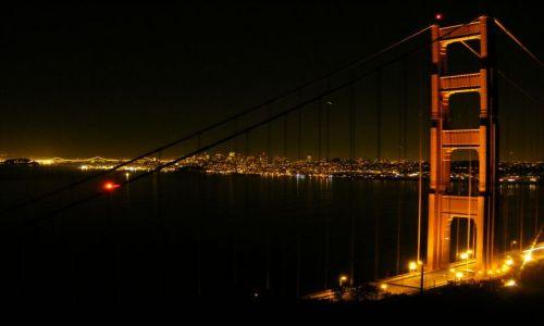 Zdjecie USA / Kalifornia / San Francisco / Golden Gate Bridge 5 noca